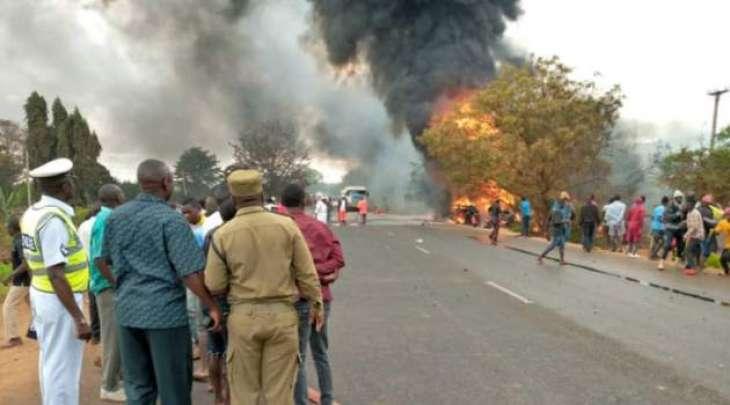 AJMAN में कामगारों के साथ हादसा, बड़े विस्फोट के साथ घायल 4 कामगार