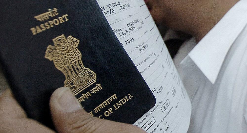 INDIA PASSPORT VISA