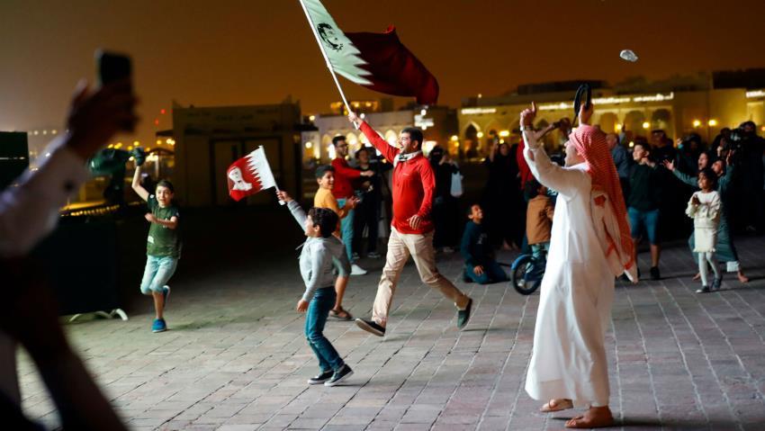 3 साल का इंतज़ार ख़त्म, दुबई अमीरात से क़तर में शुरू हुई सेवा, ख़त्म हुआ पुराना दुश्मनी