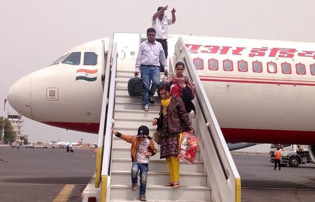 दुबई, शारजाह, कुवैत पहुँच सकता हैं AIR-INDIA और भारतीय कामगारों को वापस ला सकता हैं देश