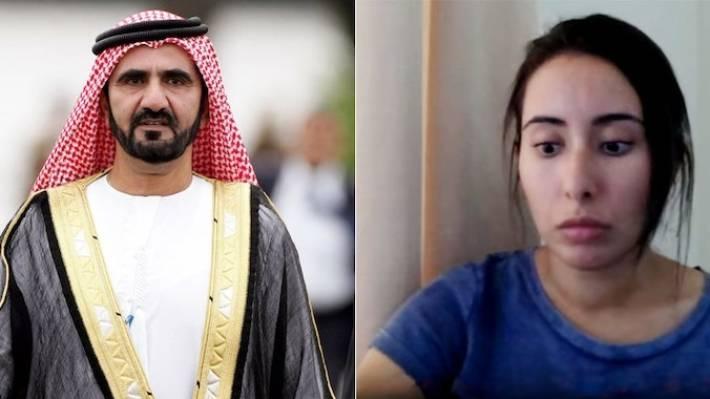 दुबई शेख़ की बेटी भागी, भारत के गोवा में मोहम्मद अल मकतूम की बेटी को भारतीय सेना ने पकड़ा, लंदन ने शेख़ को बताया