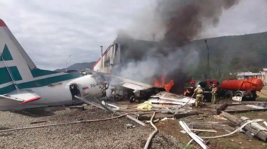 एक विमान दुर्घटना की सूचना और भारत में एक साथ 15 कोरोना के साथ मिलें