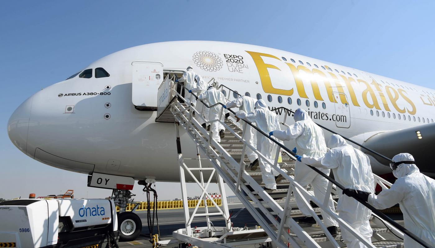 DUBAI एयरपोर्ट से उड़ी 312 FLIGHT. 37469 प्रवासी कामगार गए अपने देश, लाखों भारतीय जल्द भरेंगे उड़ान