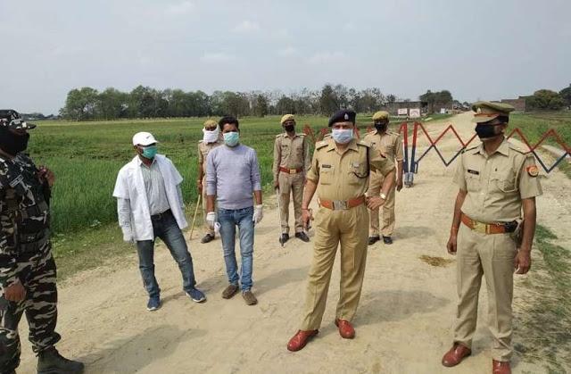 दुबई से बिहार: एक कोरोना पीड़ित ने पुरे परिवार को दिया दर्द अब पुलिस ने 7 गांवों को किया सील