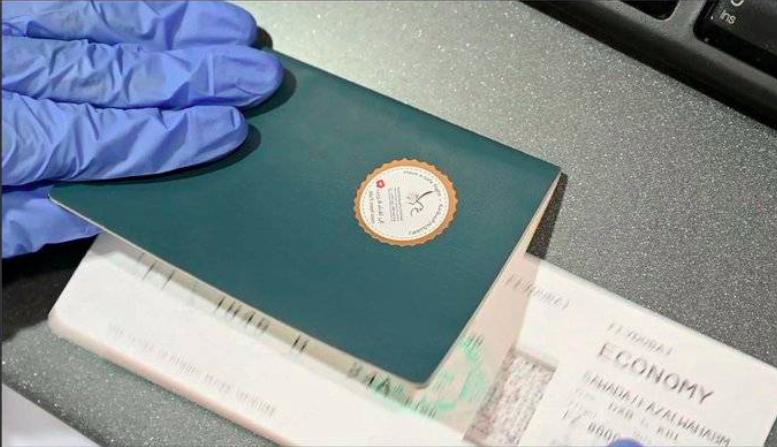 दुबई से भारत, पाकिस्तान संग 13 देशों के लिए Flight बुकिंग, पूरी लिस्ट, Passport पर लग रह ये स्टिकर
